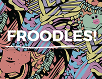 FROODLES! - Digital Illustration Project