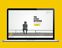 The Study Network - B2B website
