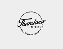 Thandaza Milling: Logo & Packaging Design