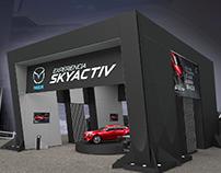 Mazda SkyActiv - Test Drive Bogotá