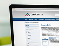 LEAD Center Website
