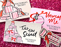 Victoria's Secret Holiday 2015