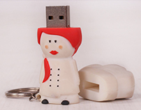 USB Toy-Chef J.Brown