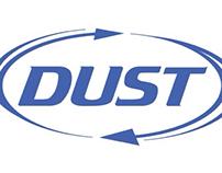 Logotipo Dust