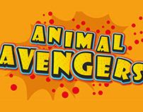 Animal Avengers - Scottish Seabird Centre Animation