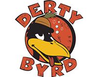 Derty Byrd Logo Design