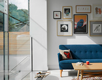 House in Highgate, Paul Archer Design