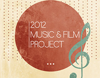 Music  & Film  Project