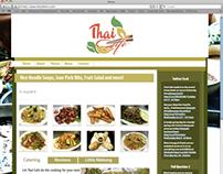 Thai Cafe Website