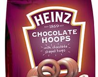 Heinz Chocolate Hoops