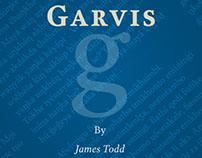 Garvis Pro Typeface