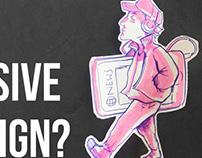 Infografik Newsletter Responsive Design