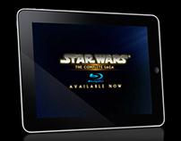 Star Wars Blu-ray iOS App