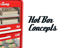 Pizza Hut Hotbox Concept