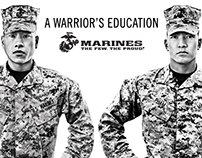 "Social Media: Marine Corps ""A Warrior's Education"""