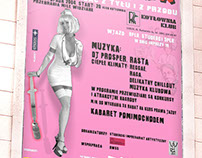 Diagnoza Psychoza | Poster design