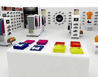 Store magnet concept : Furniture & Retail Marketing