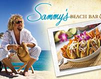 Sammy's Rockin' Island Bar & Grill, Beach Bar & Grill
