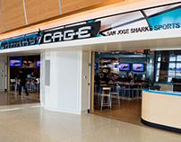 Sharks Cage - San Jose Sharks Sports Bar & Grill