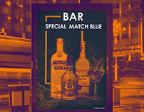 BAR SPECIAL MATCH BLUE