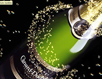 Mobile Interface for Champagne makers