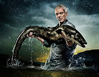 Discovery Channel - River Monsters