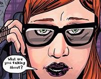Comic Book Pop Art