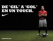 Nike. Tévez