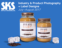 SKS Product and Industry Shots July-August '17