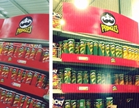 Pringles launch POS 90'