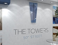 Stand conceptual The Towers 50° Street PTY