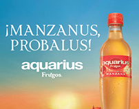 Aquarius (Coca-Cola Co.) LATAM