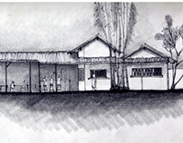 Gambia Sketchbook 1