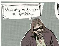 Daily Series: Big Lebowski