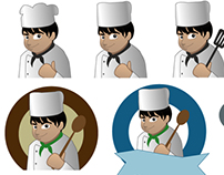 Chef Character/Icon