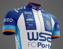 FC Porto Cycling Clothing - 2017