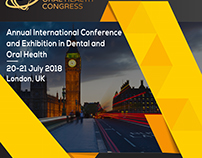 Conference roll up banner