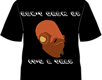 T-Shirt Design - IT'S A TRAP!