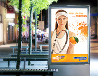 Mentos Campaign