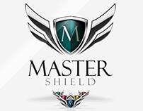 Master Shield Logo Template