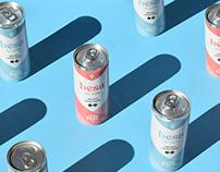 Besa Mi Vino Brand Identity and Packaging