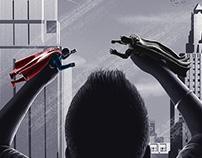 Batman v Superman: Heroes Collide