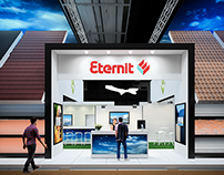 Exhibition Stand for Eternit @ Batibouw 2015