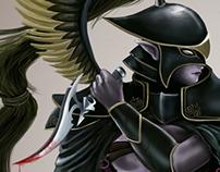 Mortred Fan Art (Phantom Assassin)