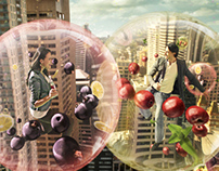 Tropicana Frutz - Bubbles