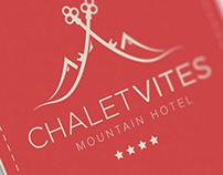 CHALET VITES Brand Identity