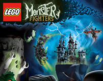 LEGO Monster Fighters