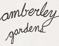 Amberley Garden - Brand Identity