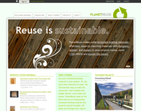 Planet Reuse Web Design