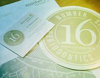 Number 16 : Identity
